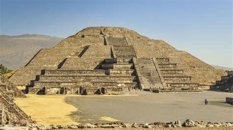 imagenes de templos aztecas 191 c 243 mo se construyeron las pir 225 mides aztecas batanga