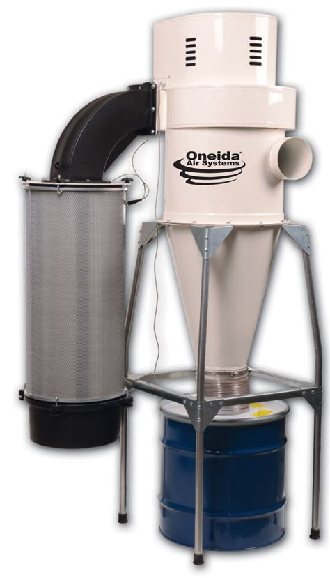 dust collector woodworking tool news oneida air systems smart pro dust collector