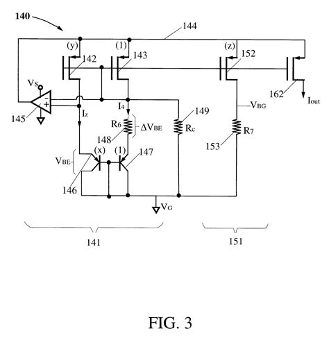 integrated circuits and components for bandgap references and temperature transducers patent us6489835 low voltage bandgap reference circuit patents