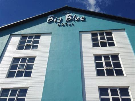 room   view   big blue hotel  blackpool