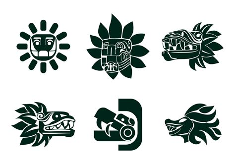 free vector quetzalcoatl vector free vector stock