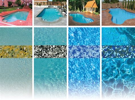 pool colors gunite pool colors pool colors posted by composite pools