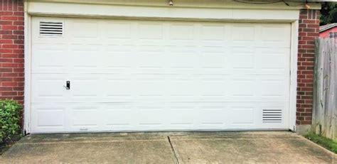 Garage Door Openers Houston by Garage Door Vents Garage Doors And Openers Houston