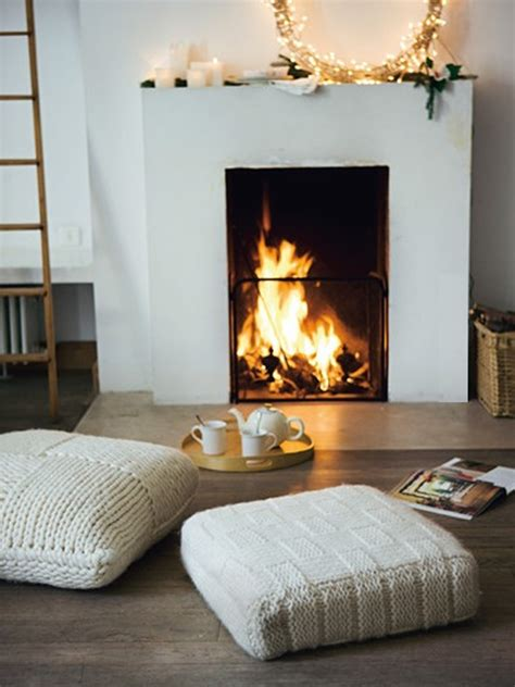 Winter Living Room Prepare Your Living Room For Winter With Adorable And Cozy