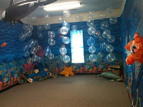sea decorations for bedrooms ocean room vbs vbs 2016 submerged pinterest ocean