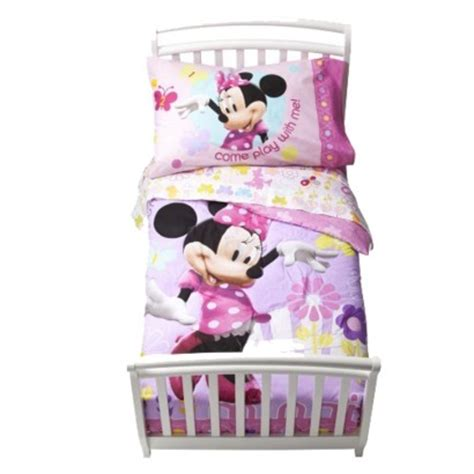 minnie mouse bedding toddler minnie mouse toddler bed
