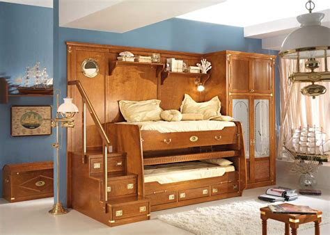 luxury childrens bedroom furniture luxury bunk beds for with sea themed ideas interior
