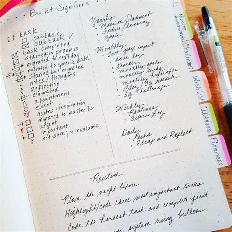 bullet journal tips 12 amazing bullet journal tips for beginners bullet