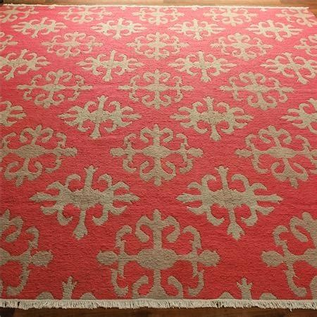coral colored area rugs goenoeng