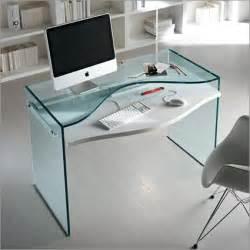 small glass desk tonelli strata glass computer desk tonelli desk