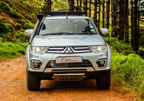 mitsubishi pajero sport 2 5 shogun auto 2015 review