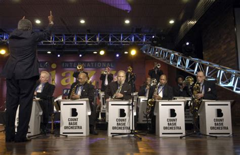 count basie rhythm section their entire performance will