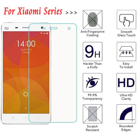 Xiomi Redmi 3 Temperred Glass Motiv 2 for xiomi redmi 4x glass tempered glass for xiaomi xiami redmi 4 3 2 4x 4a note 4 2 3 5a 4 x a