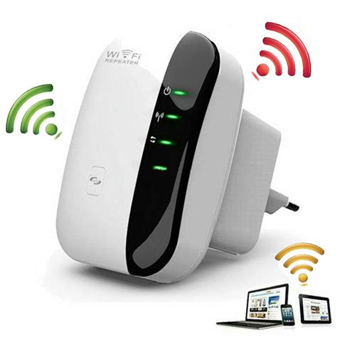 Wifi Repeater Wireless N Wifi Repeater 802 11n B G Network Wi Fi Routers 300mbps Range Expander Signal Booster