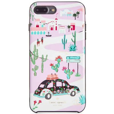 Sofcase Kate Spade Iphone7 1 witusa rakuten global market kate spade iphone kate spade road trip iphone 7 plus