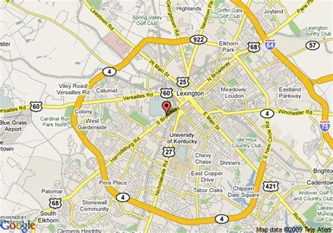 ky map downtown map of springhill suites downtown at the