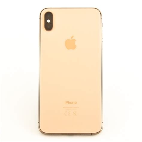 apple iphone xs max 64gb gold b ware talk point