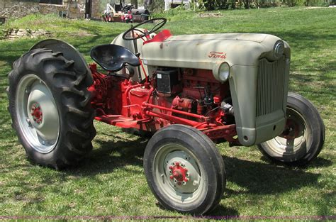 Ford Jubilee by 1954 Ford Jubilee Tractor Item 8982 Sold May 24 Ag