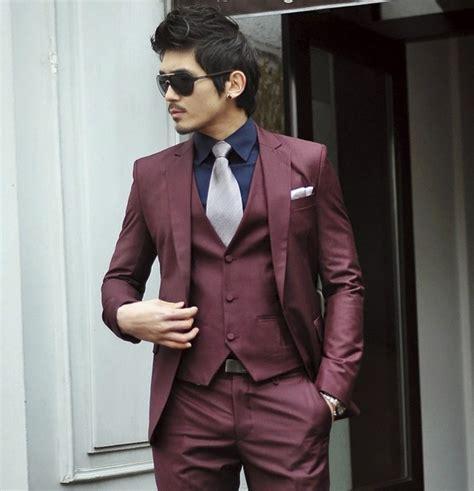 Blazer Maroon Black Blazer Pria Slimfit Model Terbaru 2 get cheap mens white suit aliexpress alibaba