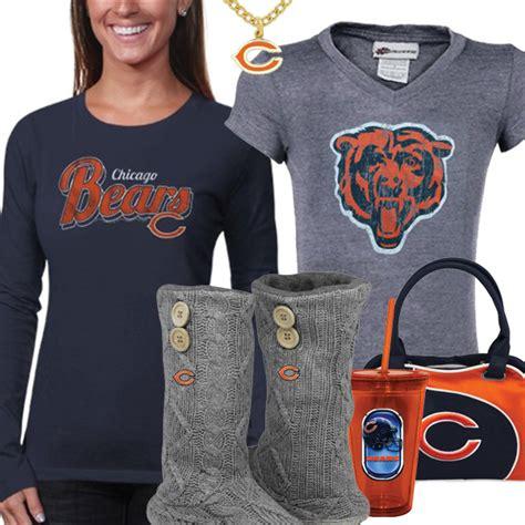 nfl fan shop com chicago bears nfl fan gear chicago bears female jerseys