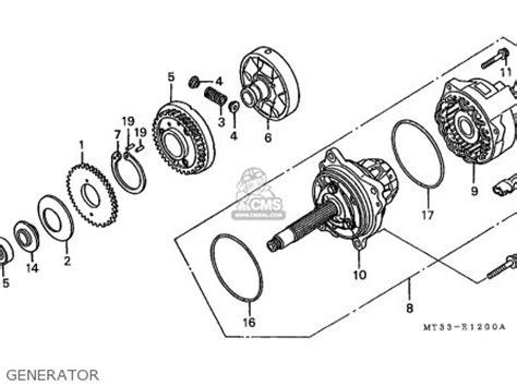 honda st1100 engine honda wiring diagram and circuit