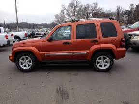 Jeep Burnt Orange Burnt Orange Jeep Liberty