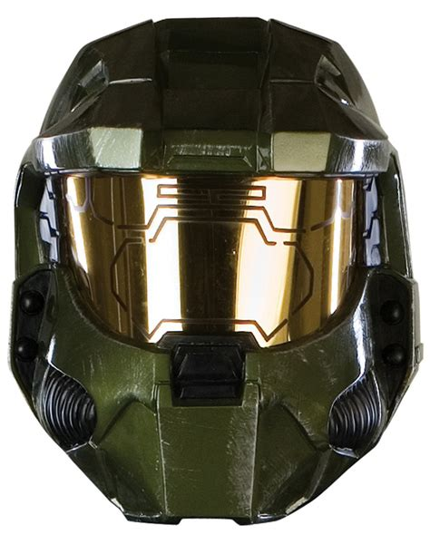 How To Make A Halo Helmet Out Of Paper - deluxe halo 3 master chief helmet halo costume accessory