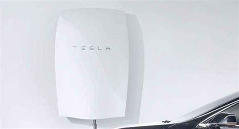Tesla Battery Backup Camelot Homes Tesla Introduces Redesigned Home Battery