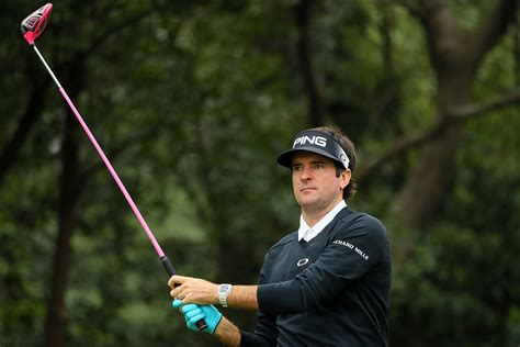 bubba watson swing wgc hsbc chions day three national club golfer