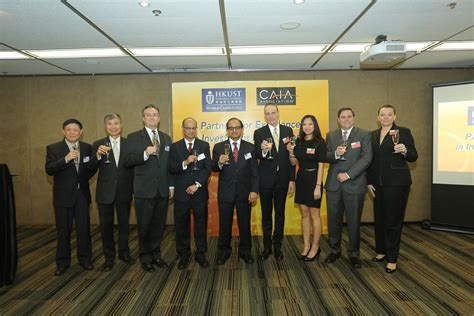 Academic Partnership Mba by Hkust Business School And Caia Association Announce