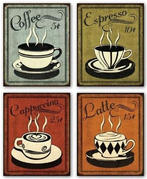 coffee home decor kitchen layout picture to pin on vintage coffee sign coffee pinterest vintage signs