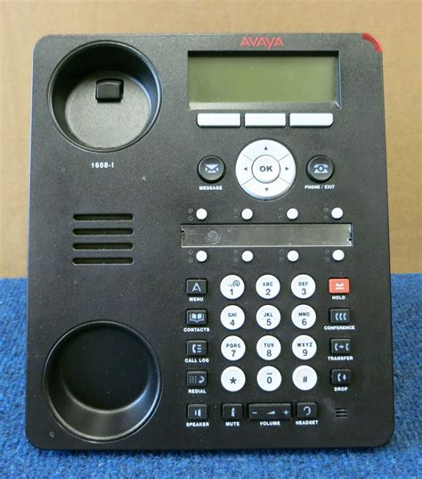Kitchen Servers Furniture by Avaya 1608 I One X Business Voip Poe Deskphone Telephone