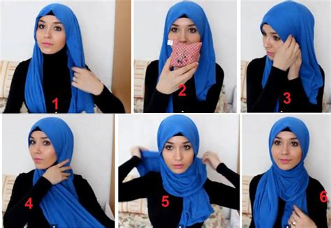 universal turkish hijab style  tutorial hijabiworld
