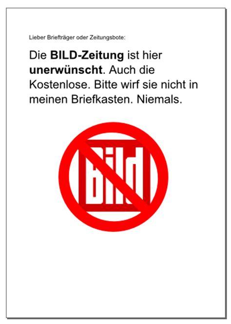 Aufkleber Briefkasten Drucken by Schneller Bildzeitungs Aufkleber 171 Technology Media And