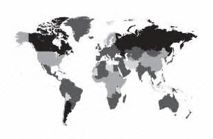 world map flat black web elements creative market