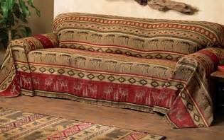 rustic adirondack sofa cover reclaimed furniture design