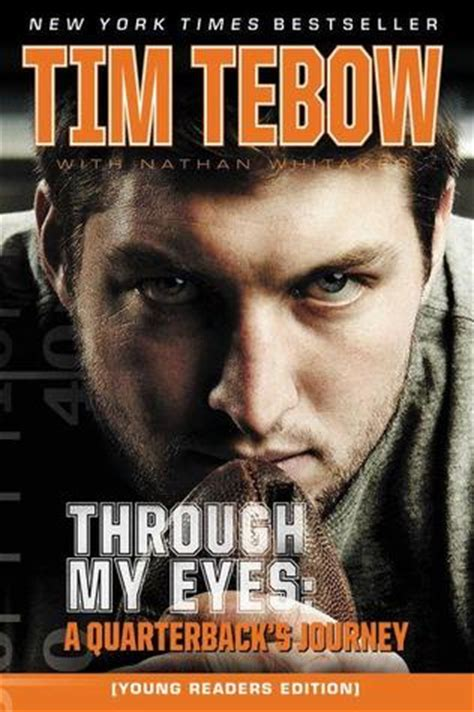 tim tebow through my book report through my a s journey reader s