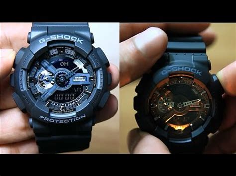 G Shock Ga 110 casio g shock ga 110 1b unboxing