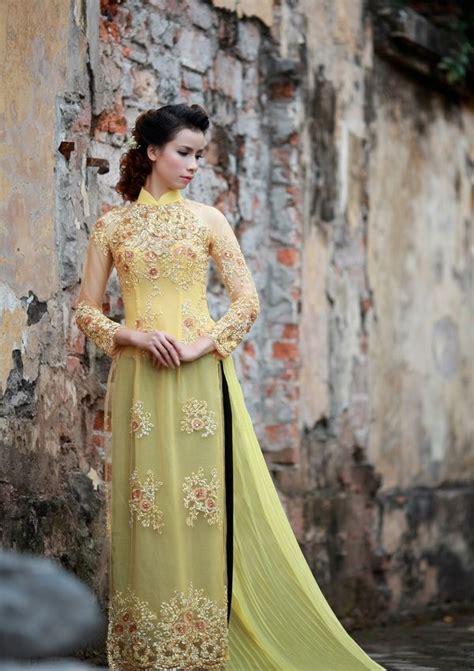 design baju vietnam 223 best images about vietnamese ao dai cuoi on pinterest