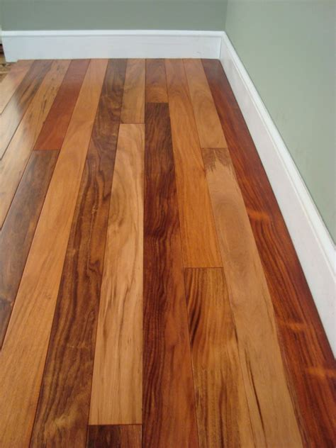 Photo Gallery   Patagonian Rosewood (Curupay) Flooring by