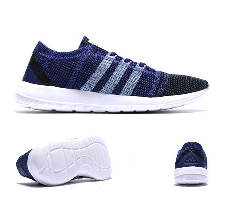 adidas element refine adidas originals element refine tricot trainer purple
