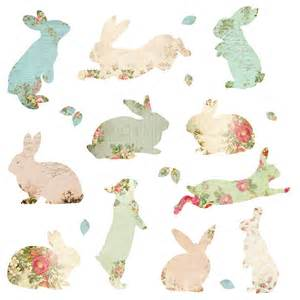 fabric rabbit wall stickers by spin collective giant bunny rabbit amp cloud wall stickers for baby nursery