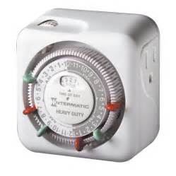 light timers c7 c9 light strings heavy duty grounded timer indoor