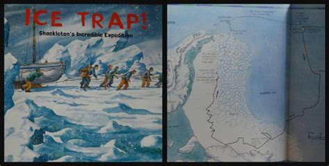 ice trap shackletons incredible explorer and leadership study ernest shackleton in antarctica angelicscalliwags