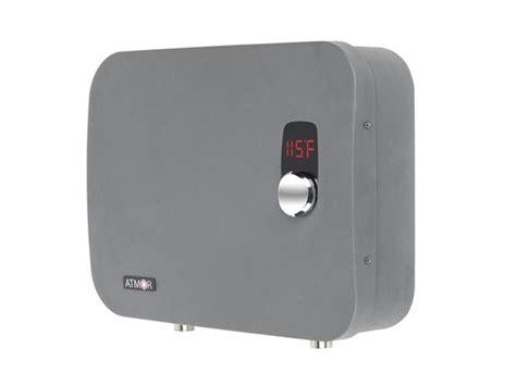 Atmor Instant Water Heater atmor 27 kw 240v tankless water heater