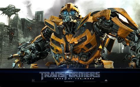 bumblebee transformers of the moon wallpapers hd