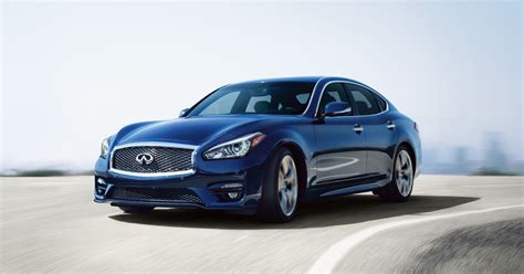 where is the infinity now the infiniti m is now the 2017 q70 sedan