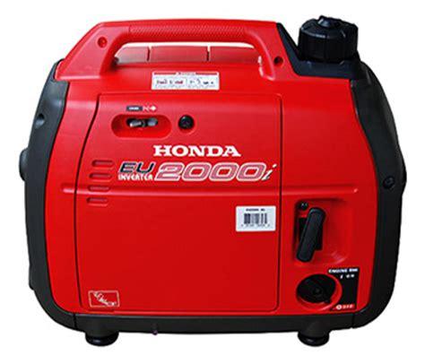 honda generator reviews honda eu2000i inverter generator review generator mag