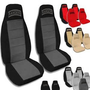 Car Seat Covers For Ford Ranger 2004 2012 Ford Ranger Seat Covers 60 40 Seats With A Solid