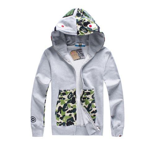 baby shark hoodie bape hoodies couple fashion long sleeve baby milo shark